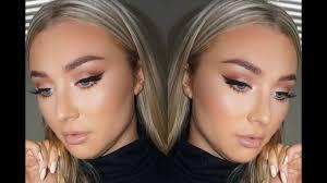 prom formal makeup tutorial 2016 you