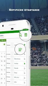 livescore.it: risultati di calcio in diretta für Android - APK ...