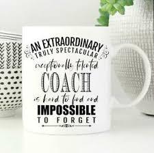 mug coach gifts softball coach gift