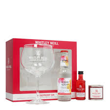 whitley neill raspberry gin and tonic