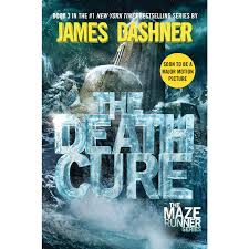 MAZE RUNNER 3 DEATH CURE PB DASHNER - THE TOY STORE