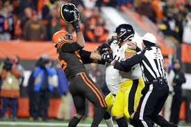 Tim Benz: NFL must stop Myles Garrett from making racism claims against  Mason Rudolph | TribLIVE.com
