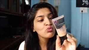 aqua color makeup base review