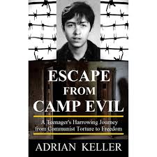 Escape From Camp Evil by Adrian Keller