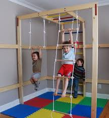 Kids Gym Why Is It Important And How To Equip A Home Gym For Kids