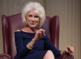 Elon University / Today at Elon / Diane Rehm at Elon: 'The way one listens  is to ask questions'
