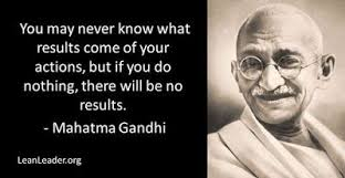mahatma gandhi quote leadership quotes inspirational leadership