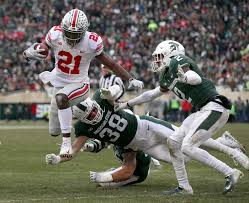 Ohio State Buckeyes vs. Michigan State Spartans - cleveland.com