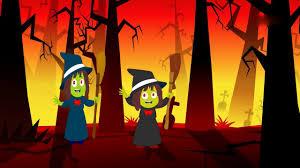 FPT Play - Xem video Booya Kids Halloween Nursery RhymesBy Little ...