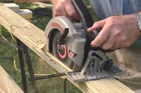 How To Make Rip Cuts With A Circular Saw Ron Hazelton