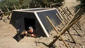 zombie apocalypse survival bunker