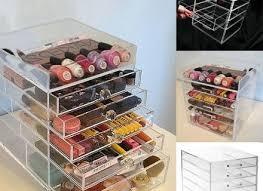 diy makeup drawer organizers you