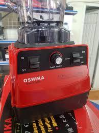 Máy xay sinh tố công nghiệp Oshika HD-03 Nhật Bản thanh lý