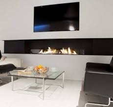 bio ethanol fireplace by deco flame uk