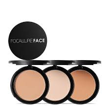focallure pressed powder in