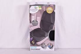summer infant 2 in 1 car seat protector