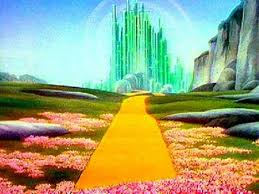 wizard of oz powerpoint background on