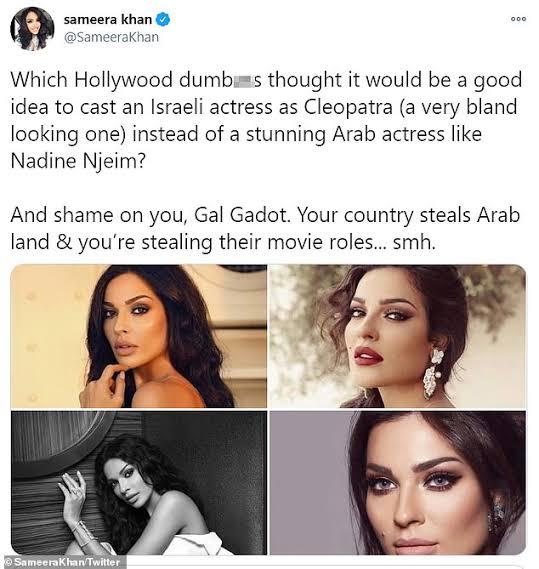 Gal Gadot As Cleopatra