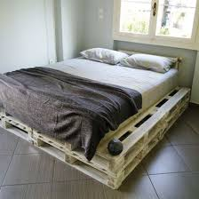 how to build a pallet bed in 5 steps