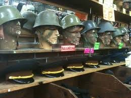 at andy and bax military surplus finds