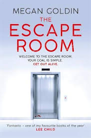 Amazon Com The Escape Room One Of My Favourite Books Of The Year Lee Child 9781409189251 Goldin Megan Books