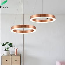 china stainless steel large rings led