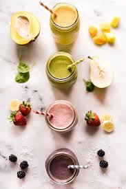 4 high protein fruit smoothie recipes