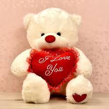 lovable teddy bear for your partner