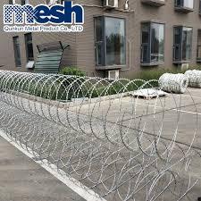 China Razor Fencing Wire Combat Wire Philippines China Electric Razor Wire Saw Razor Wire Maze