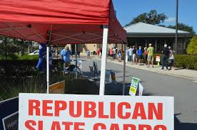 gop voter registrations cutting into
