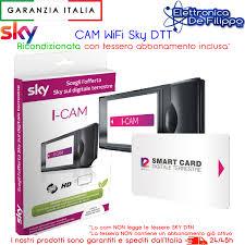Cam HD per SKY per abbonamento SKY TV SKY SPORT SKY CALCIO