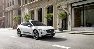 jaguar reveals driverless i pace cars