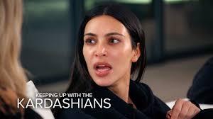 keeping up kim kardashian feared she