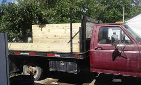 stake bed flatbed for pickup truck