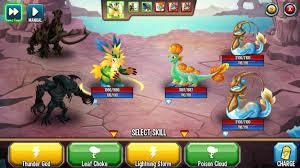 Tải Monster Legends Hack v9.5 (99999 Gems, Vô hạn tiền, 3 Sao)