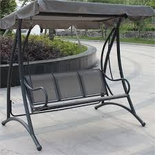 charles bentley 3 seater outdoor swing