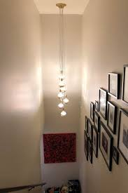 cascading foyer lighting 7 cer