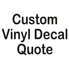 Quotation Request For Custom Vinyl Automotive Lettering Vinyl Graphics Decals Wall Words And Word Art
