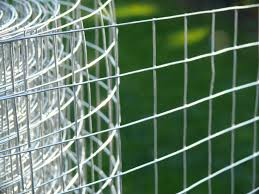 Weld Mesh 4ft 1 22mx30m Galvanised Steel Wire 25mm Hole 19swg