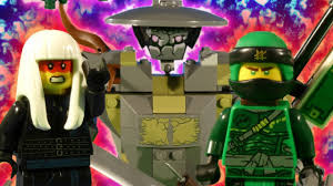 LEGO NINJAGO HUNTED - ONI TITAN - YouTube
