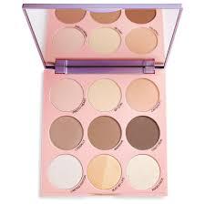 makeup revolution highlight contour