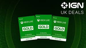 xbox live gold deals in november 2019