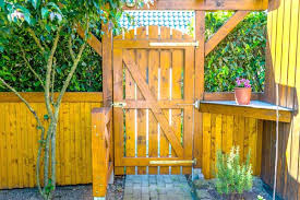 How To Fix A Sagging Wooden Fence Gate Jackson County Times