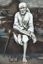 Wallpics Shirdi Saibaba Wallpapers Glossy Photo Paper Poster for Living,  Bedroom, Office, Kids, Hall (Multicolor, 13X19): Amazon.in: Home & Kitchen
