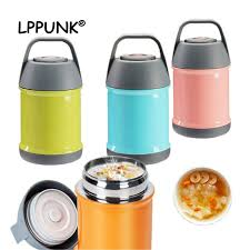 hot s 450ml vacuum insulated lunch