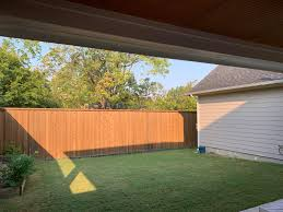 Need Advice On Good Landscaping Plants To Use Against 10ft Fence And Detached Garage Landscaping