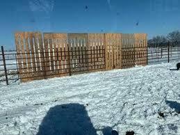 Windbreak Windbreaks Outdoor Barn