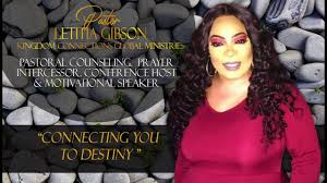 Revive It Revival-Time To Press The Reset Button-Pastor Letitia Gibson  -Kingdom Connections Global - YouTube