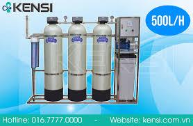 Hệ thống RO công nghiệp 500 L/h
