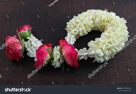 Jasmine Garland Symbol Mothers Day Thailand Stock Photo (Edit Now)  1430052290